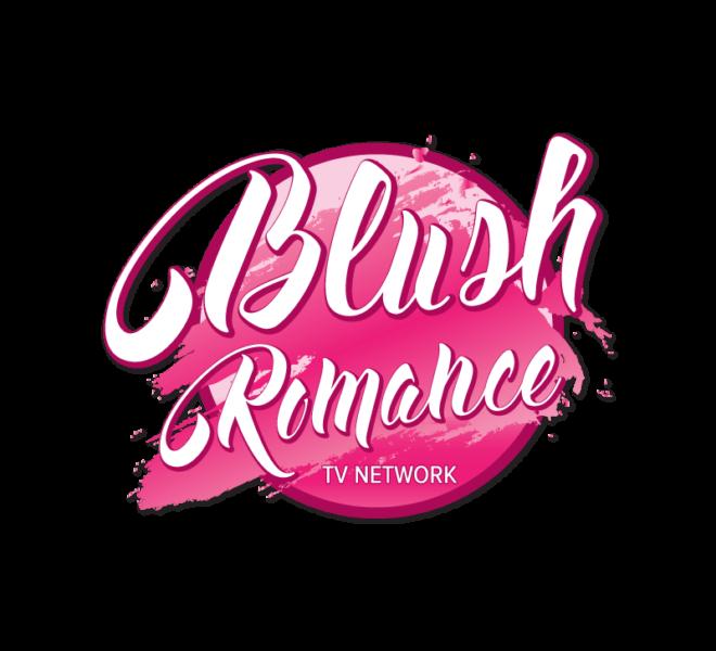 Logo - Blush Romance TV Network
