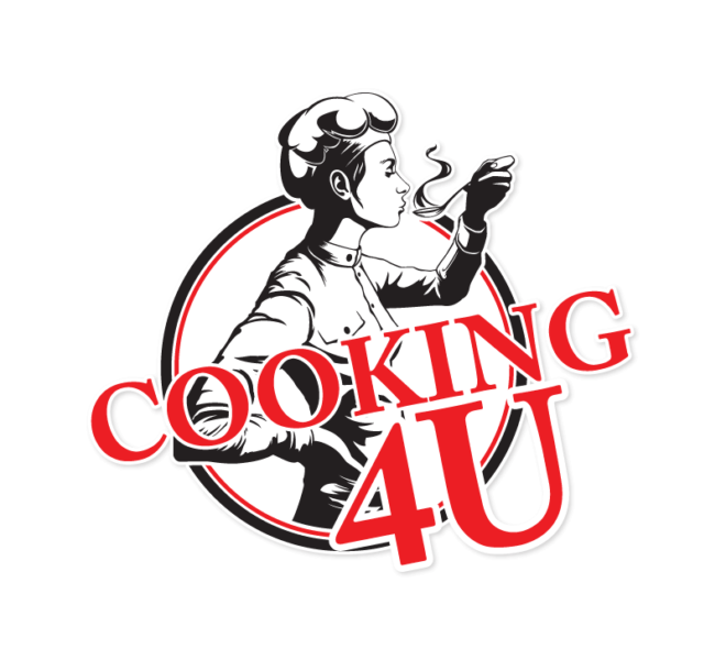 Logo - Cooking 4U Network