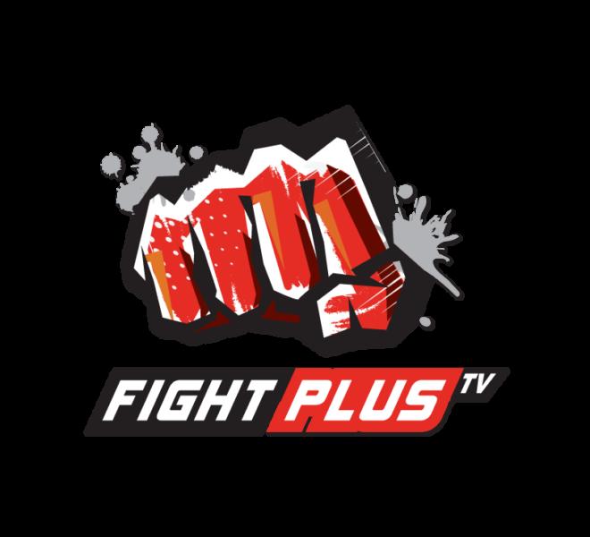 Logo - Fight Plus TV Network