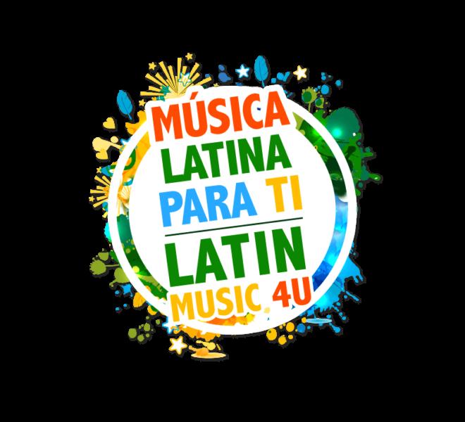 Logo - Latin Music 4U Network