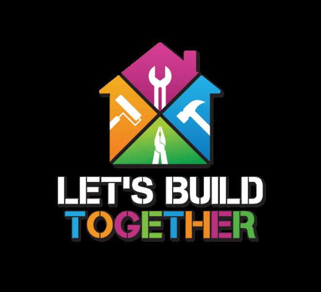 Logo - Let's Build Together Network