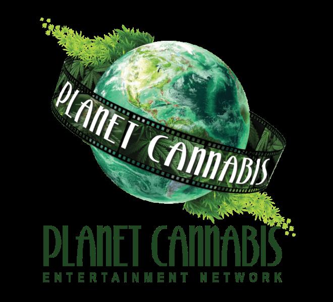 Logo - Planet Cannabis Entertainment Network