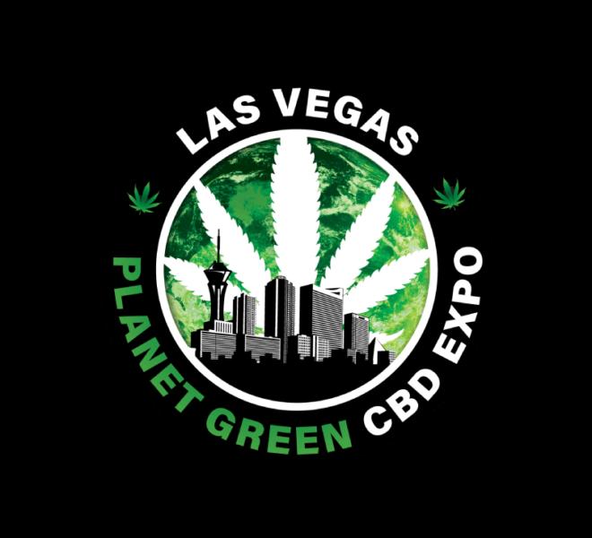 Logo - Planet Green CBD Expo