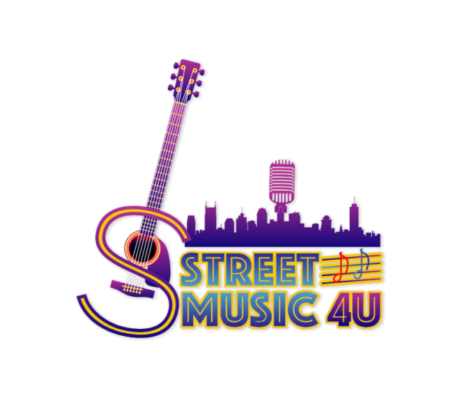Logo - Street Music 4U Network