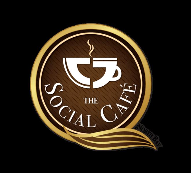 Logo - The Social Cafe North Bay