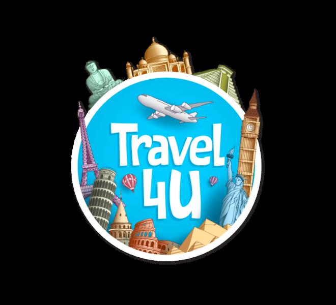 Logo - Travel 4U Network