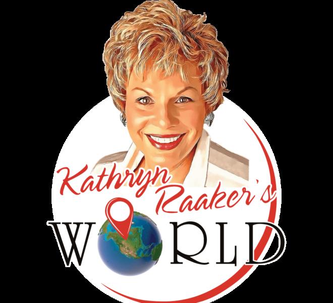 Logo - Kathryn Raaker's World