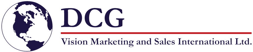 DCG Vision Marketing Logo